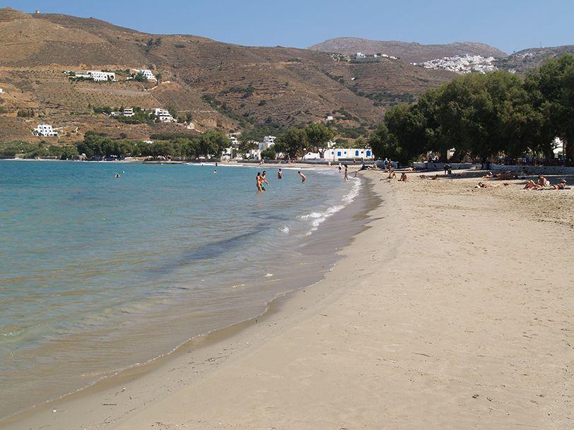 Παραλία Αιγιάλης, Αμοργός