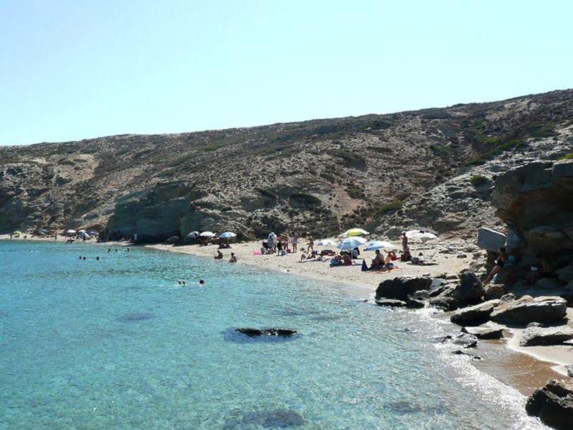 Plage Gramvousa, Amorgos
