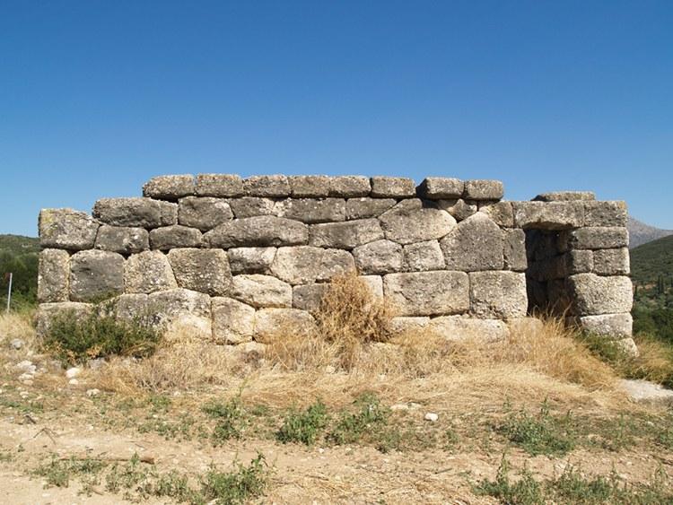 Το μεγαλιθικό μνημείο της Αργολίδας
